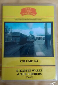 B & R 144 DVD Steam In Wales And The Borders Railways video
