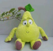 Peluche pera vitamini coop goodness gang pear naturotti frutta plush soft toys