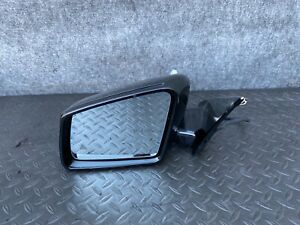 ✔MERCEDES W216 CL550 CL600 CL63 LEFT  DOOR AUTO DIM MIRROR WITH LANE ASSIST OEM