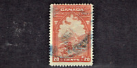 1927 Canada (BNA) SPECIAL DELIVERY   Sc#E3  Postally Used **