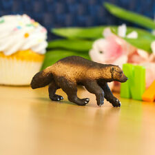 Wild Safari North American Wildlife Wolverine Safari Ltd Animal Toy Figure