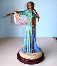 Lenox Thomas Blackshear Amazon Woman Ebony Visions Figure 1st Edt Signed #25 New