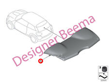 MINI Paceman R61 Rear Parcel Shelf Rubber Busing (JS)