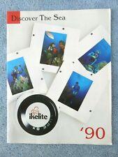 New listing Vintage Scuba 1990 Ikelite Underwater Photography Catalog