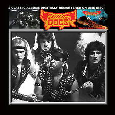 free usa shipping! WILD DOGS  Mans Best Friend PLUS S/T  2  albums on one CD
