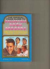 OFFICIAL PRICE GUIDE COLLECTIBLE ROCK RECS-RANDAL HILL-1979 1ST ED MINT 75% OFF