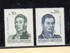 Argentina Militares Valores del año 1983 (BZ-293)
