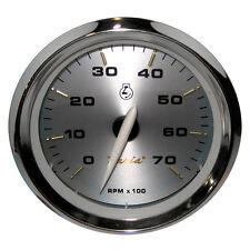 "FARIA KRONOS 4"" TACHOMETER 7000 RPM GAS ALL OUTBOA"
