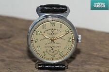 Sturmanskie Pobeda ZIM Gagarin Soviet Mechanical USSR Wrist Watch q /Serviced