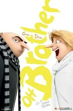 DESPICABLE ME 3 - OH BROTHER - MOVIE POSTER 22x34 - MINIONS 14944