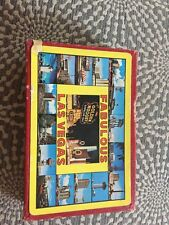 Vintage Large Playing Cards Fabulous Las Vegas Golden Nugget And Downtown