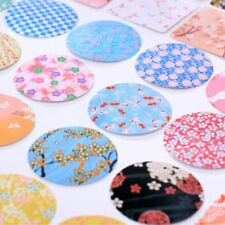40 Pcs/Lot Kawaii Flowers Paper Stickers Lable Labels Decoration Cute Stationery