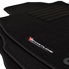 Mattenprofis Velours Fußmatten Edition für Audi A4 Cabrio 8H ab Bj.2002 - 2009