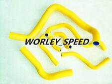 YELLOW Silicone  Hose for Honda Civic Si/SiR/VTi/ Type R DC2 EK4 EK9 B16A B
