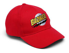 Big Bang Theory - Red Bazinga Hat  **Brand New**  In-Stock