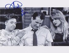 DAVID FAUSTINO Auto BUD BUNDY Signed MARRIED WITH CHILDREN 8x10 Photo Autograph