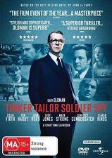 TINKER TAILOR SOLDIER SPY DVD 2012 BRAND NEW-GARY OLDMAN, COLIN FIRTH, JOHN HURT