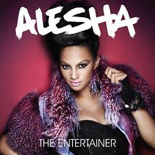 ALESHA DIXON The Entertainer CD NEW/UNPLAYED Wiley Jay Sean Roll Deep