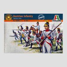 ITALERI 1/72 FIGURES NAPOLEONIC WAR AUSTRIAN INFANTRY