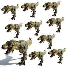 10 x Tyrannosaurus Rex Dinosaurs Toys Realistic T-Rex Wholesale Christmas Gift