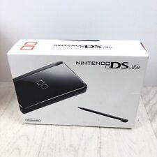 Nintendo DS Lite Onyx Black [Box Only]