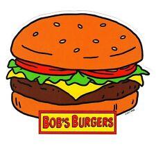 The BOBS BURGERS Music Album Soundtrack 2017 Ltd Ed RARE New Sticker! Bob's