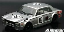 1/10 RC Car Body Shell NISSAN SKYLINE HAKOSUKA GT-R PGC10 (4Dr) #66081