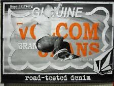 VOLCOM skateboard snowboard surf  RUNE GLIFBERG dealer banner HUGE NEW old stock