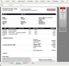 Business Document Templates (EMAIL DELIVERY)