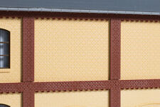 Auhagen 80626 échelle H0, Cloisons 2532D jaune #neuf emballage d'origine#