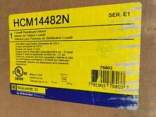 Hcm14482N Square D I-Line 225 Amp 600V 3 Phase 4 Wire Panel Nema 1 New