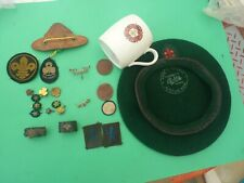More details for vintage collection of my items scout memorabillia