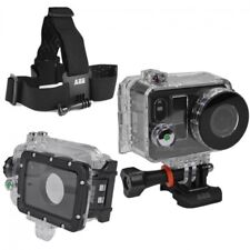 1080p Action Camera Kit Wi FI 2 LCD Display 2x Waterproof Video Sports Extreme