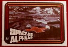 SPACE / ALPHA 1999 - MONTY GUM - Card #45 - Netherlands 1978