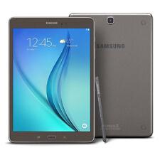 Samsung Galaxy Tab A SM-T555 16GB, Wi-Fi + 4G (EE), 9.7in - Black