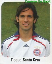 PANINI 172 Roque Santa Cruz il Bayern Monaco UEFA CL 2006//07