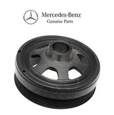 For Mercedes W211 W163 W203 C209 R230 Crankshaft Pulley w/ Vibration Damper OES
