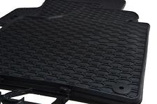 Gummimatten Fußmatten für SEAT EXEO Bj.2009-2013 Gummi Automatten