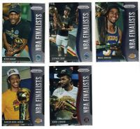 2019 Panini Prizm Basketball NBA Finalists Insert Pick Your Card Complete Set