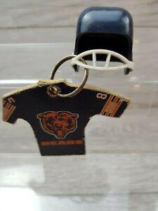 Vintage Bears Top and Helmet American Football Keyring
