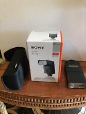 Sony HVL F32M Shoe Mount Flash  Excellent Condition