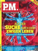 P.M. Magazin, Heft Dezember 12/2015: Suche nach ewigen Leben +++ wie neu +++