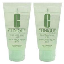Clinique Liquid Facial Soap Mild Face Wash 30ml x 2