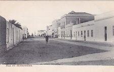 ANGOLA - Mossamedes - Rua em Mossamedes 2