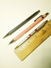 Vtg 3x nos Pilot Zebra Sailor 0.5 mechanical pencil lot