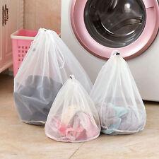Lavadora usados red de malla grande Bolsas espesado bolsa de lavandería