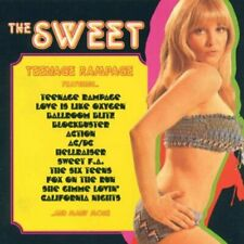 The Sweet - Teenage Rampage - the Alternative Anthology - The Sweet CD KLVG The