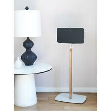 Flexson Premium Floor Speaker Stand for Sonos Play:5 - White Single