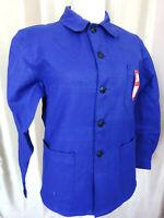 Veste de travail bricolage vintage neuf LA CHOUETTE Taille FR48 US38 UK38 EU46