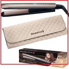 NEW Remington S8590 KERATIN THERAPY HAIR STRAIGHTENER PRO CERAMIC FAST SIPPING